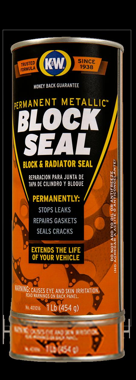 Block Seal Permanent Metallic™ Block & Radiator Seal