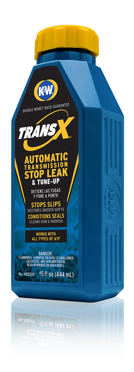 Trans X Automatic Transmission Stop Leak Tune Up